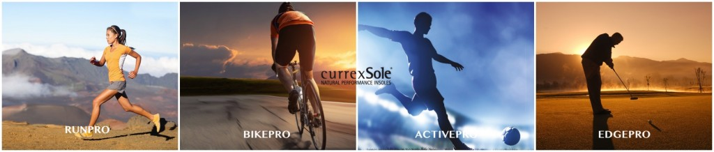 Europe's Leading Insoles 'Currexsole'